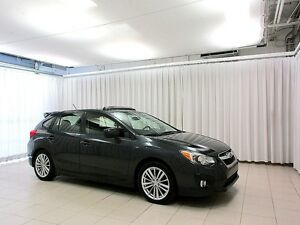 2013 Subaru Impreza AWD 5DR HATCH w/ HEATED SEATS, SUNROOF, ALLO