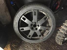 "22""Range Rover wheel"