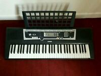 Yamaha professional keyboard