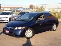 2007 Honda Civic DX-G***AUTO***AC***PWL