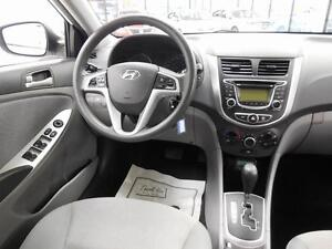 2012 Hyundai Accent GL 1.6L Berline/Sedan 39$/semaine West Island Greater Montréal image 10