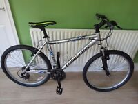 "MENS MOUNTAIN BIKE...""CLAUDE BUTLER TRAIL-RIDGE""..20 ""6061 ALIMINIUM FRAME.GREAT CONDITION."