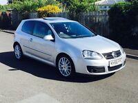 BARGAIN!!! Volkswagen Golf GT 170 edition £3995 (PX Welcome) Audi, Mercedes, BMW, Seat,