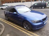 BMW 330i sport touring,auto,FSH,full MOT,full leather interior,stunning car in showroom condition