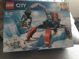 Lego Expedition Ice Crawler Winter Toy