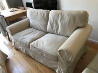 IKEA Sofa Set ( 2 & 3 seater sofas)