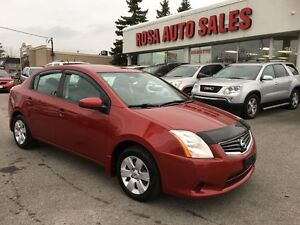 2010 Nissan Sentra 2.0 FWD SEDAN  EXTRA  CLEAN PL PM PW NO ACCID
