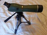 Summit Spotting Scope 35x60 with extendable Tripod