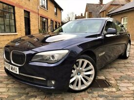 BMW 7 Series 3.0 730d SE 4dr£9,490 p/x welcome *ONLY 2 OWNERS*SERVICE HISTORY