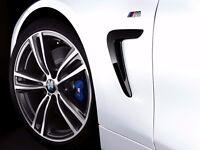 "Genuine BMW 19"" Alloy Wheels inc Brand New Tyres F30, F31, F32, F33 and F36"