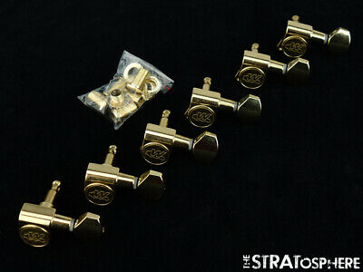 *NEW Wilkinson 3x3 TUNERS Tuning Pegs 19:1 Ratio Gold WJN01-GD *MODERN POST*