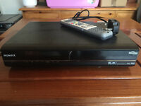 Humax PVR9200 Freeview Box and Remote