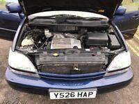 2001 Lexus RX 300 3.0 SE 5dr Automatic @07445775115 Low+Mileage+SunRoof+HeatedSeat