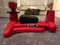 MTM K-Zone Rifle Bench Rest Shooting Hunting Air Gun Scope Zeroing kzone