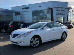 2013 Hyundai Sonata Limited Only 10,093 km's
