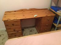 Pine Dressing Table **PRICE REDUCED!!!**