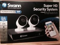 Swan super hd security system