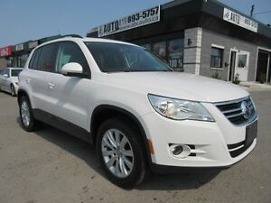 2009 Volkswagen Tiguan TIGUAAN SE IAWD, Heated Seats, Panoramic