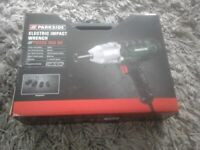 electric impact wrench 240 v brand new for sale  Paisley, Renfrewshire