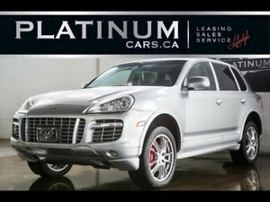2008 Porsche Cayenne Turbo 500HP AWD, NAV