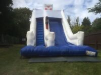 HMS Titanic slide - bouncy castle