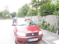 fiat punto active stunning little car family owned since 2006 very low miles less than 68000