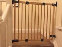 Ikea stair gate