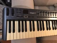 M-Audio Oxygen 49 Controller Keyboard USED