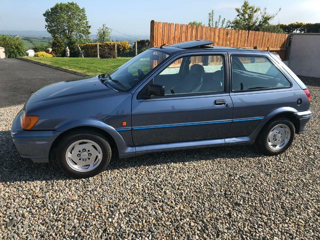 1990 ford fiesta xr2i in warrenpoint county down gumtree. Black Bedroom Furniture Sets. Home Design Ideas