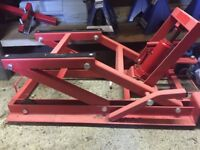 Motorcycle lift KMS distribution lift