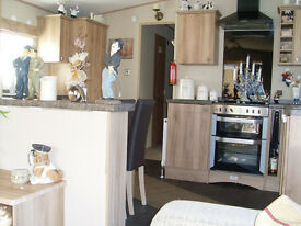 static caravan, 2014 model, condition as new,sited on popular holiday park,trecco bay,porthcawl,