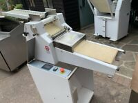 COMMERCIAL CATERING DOUGH SHEETER PRETZEL MAKER CUTTER BAKERY CAFETERIA