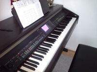 YAMAHA CVP 401 ELECTRONIC PIANO.
