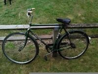 Spares/repairs puch touring cycle