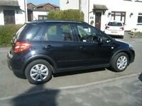 SUZUKI SX4 /VERY NICE CONDITION /GREAT DRIVE/ LOW PRICE/ MANUAL/ IN BLACK