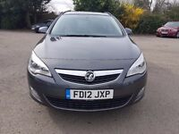 Vauxhall Astra 1.3 CDTi ecoFLEX 16v ES 5dr (start/stop) Full History,Mechanical Report