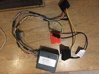 Porsche Porsche ISO and Mini ISO CANbus SWC Interface
