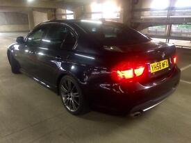 BMW 320d M Sport LCI FSH BLACK