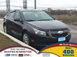 2014 Chevrolet Cruze ECO | SAT | BT | GAS SAVER