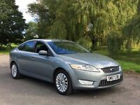 Ford Mondeo 2.5 Titanium X 5dr ONLY 1 FORMER KEEPER FROM NEW