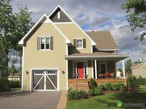 302 000$ - Maison 2 étages à vendre à Nicolet