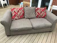 Well made sofa like new, can offer local delivery, £100 ovno
