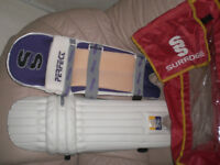 Surridge cricket pads