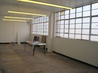 Workshop, Office or Storage Unit 520 sq feet Europa Trading Estate Erith
