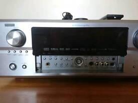 Denon AVR-2807 receiver