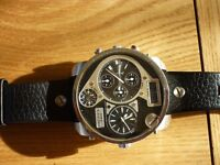 Deisel very large watch .