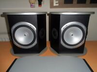 Monitor Audio Silver RS/FX Surround/Rear Speakers - Fantastic Sound Quality in Good Condition