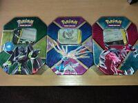 261 Pokemon cards