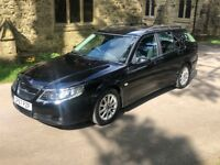 Saab 9-5 Linear Estate 1.9 Tid 12 Months MOT