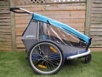 Croozer (bike trailer / jogger / stroller) for 1